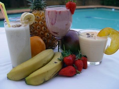 nutritious breakfast shakes
