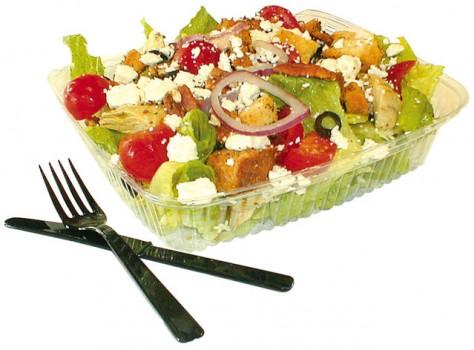Testosterone boosting salad