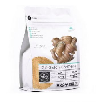 Organic Ginger Powder by Superfood Harvest Review