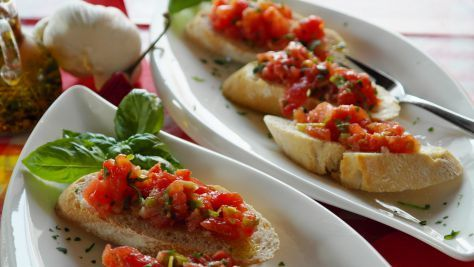 Easy Bruschetta Recipes