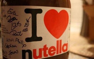 Homemade nutella recipes