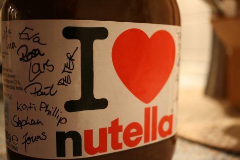 Homemade nutella recipes