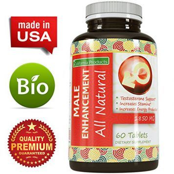 All natural male enhancement supplement