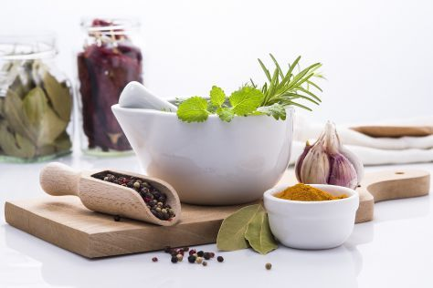 Natural Herbs And Weight Loss
