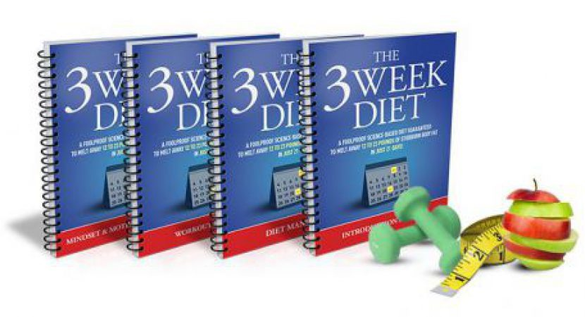 3 Week Diet Plan Review – Is It For You? - Cure My ...