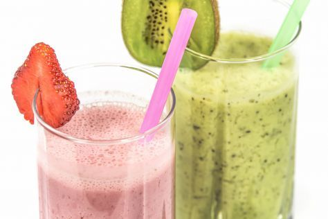 Smoothies for weight loss.