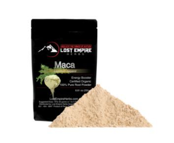 BUY BLACK MACA POWDER