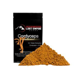 Best Cordyceps Supplement