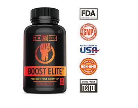 Boost Elite Testosterone Booster Review