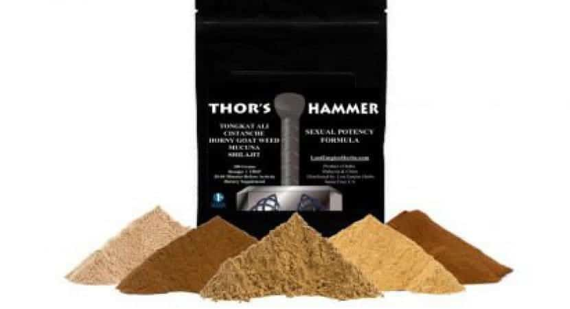 thors hammer sexual potency formula review