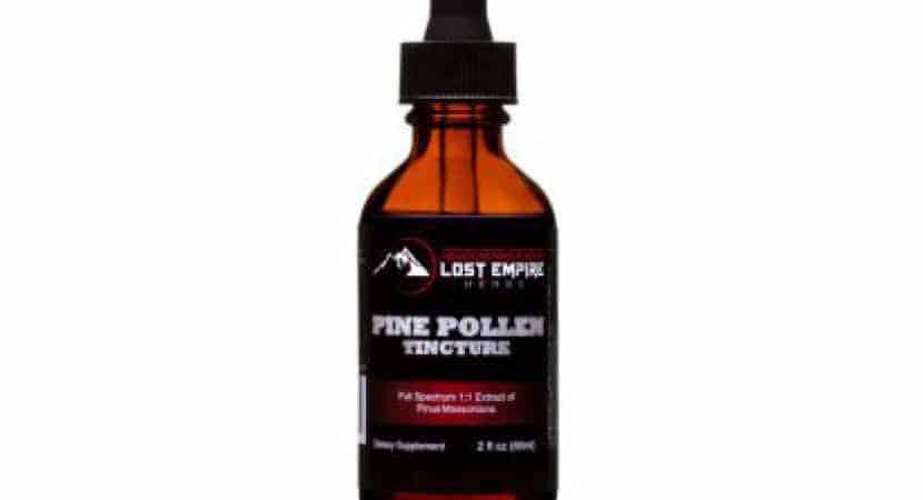 Pine pollen reviews
