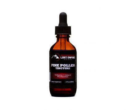 Best Pine Pollen Tincture