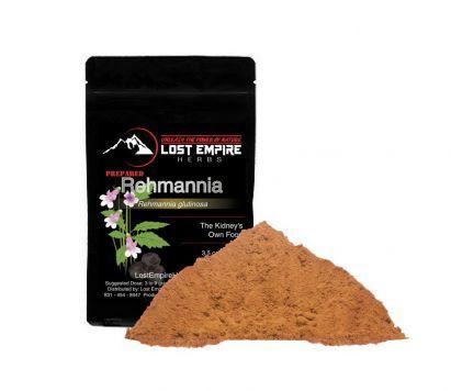 rehmannia for