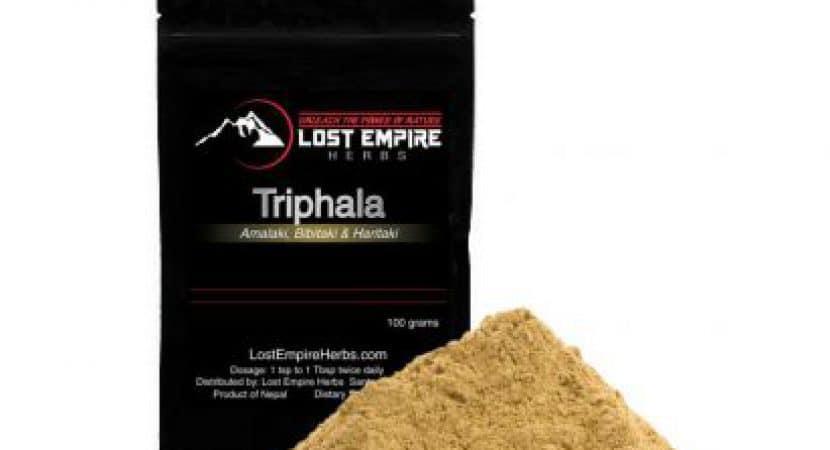 Triphala Review
