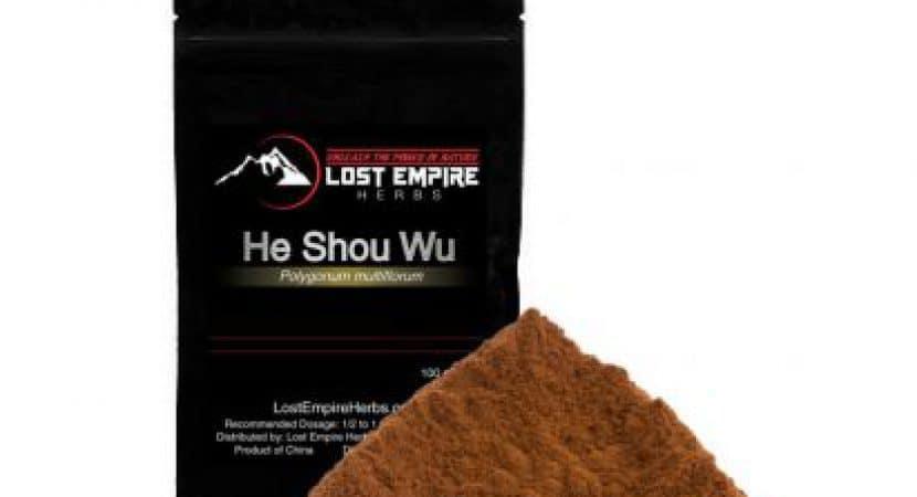 He shou wu for erections