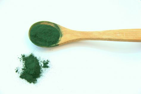 spirulina benefits for men