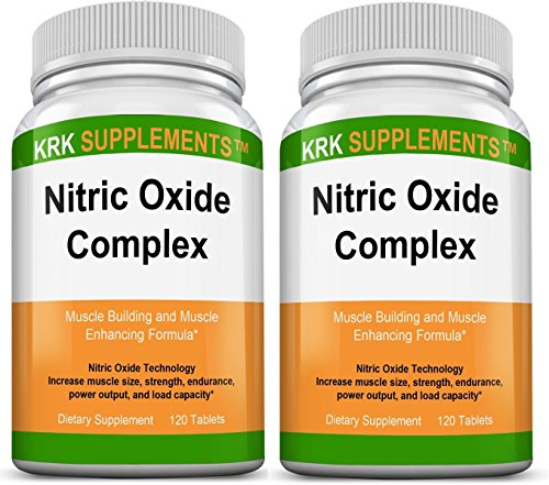 KRK Supplements Nitric Oxide Complex