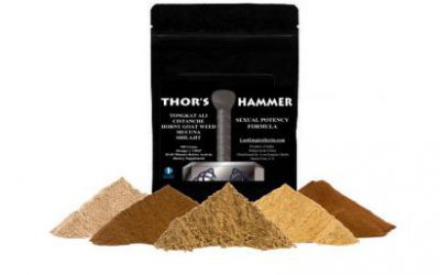 THOR'S HAMMER BEDROOM PERFORMANCE FORMULA