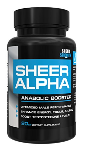 Sheer Alpha Testosterone Booster