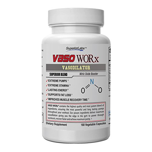 Superior Labs Vasoworx Review