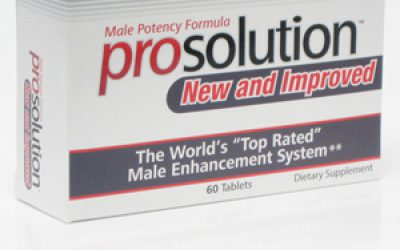 Prosolution Pills Work