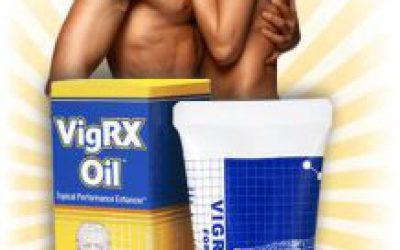 Buy VigRx Oil