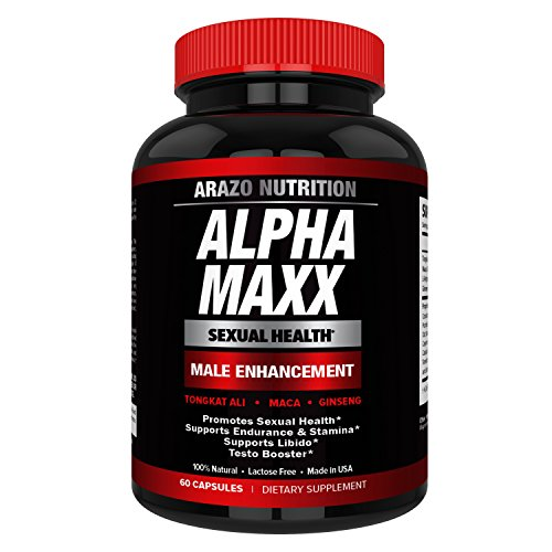 Alpha Maxx Male Enhancement