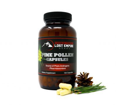 Where To Buy Pine Pollen Capsules