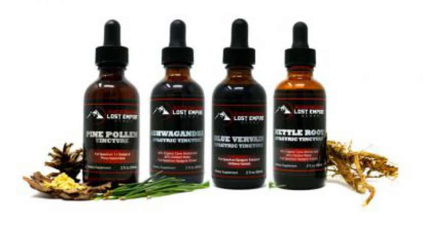 Tinctures For Sex