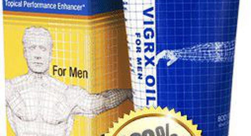 VigRX Oil For Men
