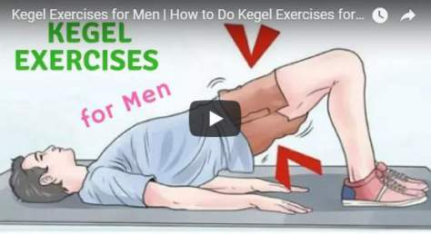 How To Do Kegel Exercises For Men